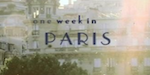 ES presents: John Tanner, A Week In Paris