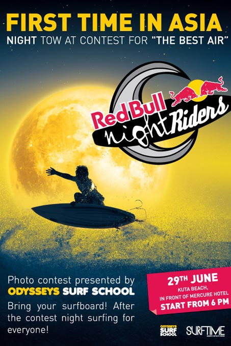 Red Bull Night Riders